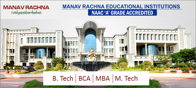 Manav Rachna Educational Institutions on Jagranjosh