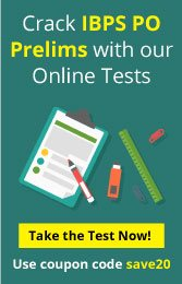 IBPS-PO-Prelims-Online-Tests