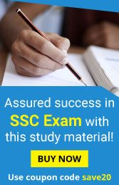 SSC Exam with study material