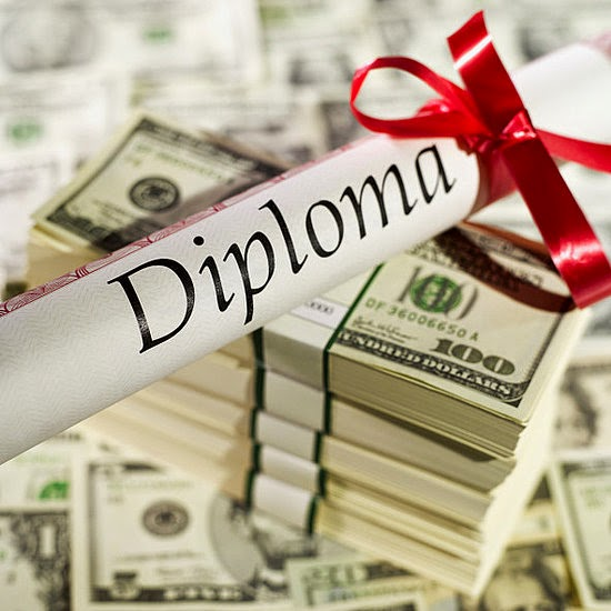 Diploma may be more valuable