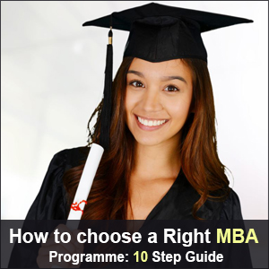 MBA Programme 10 Step Guide