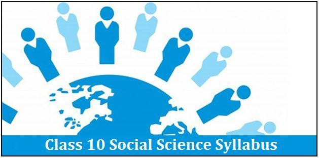 Cbse 10th Social Science Book