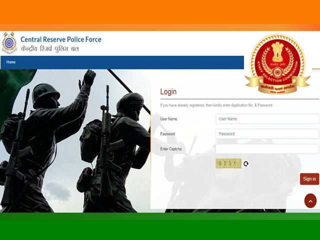 SSC GD Constable 2019 Medical Exam Admit card released @crpf.gov.in for Additional 19101 candidates