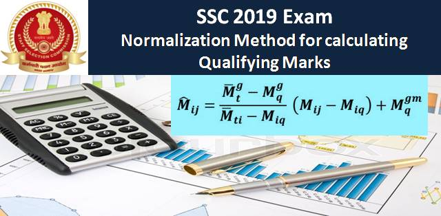 SSC 2019 Normalization Method