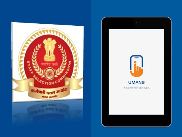 SSC 2020 Exam Updates & Latest News now on UMANG APP in collaboration with MeitY: Check SSC 2020 Results/SSC 2020 Exams/Vacancies