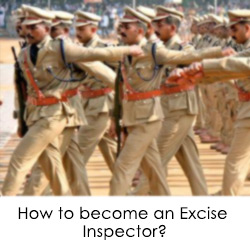 How to become an Excise Inspector