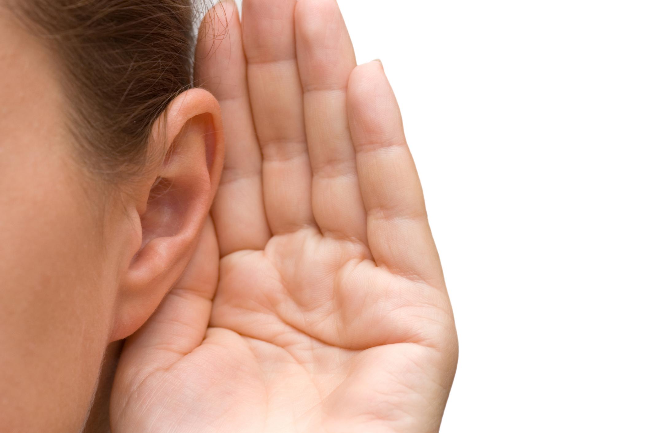 Be a Good Listener First