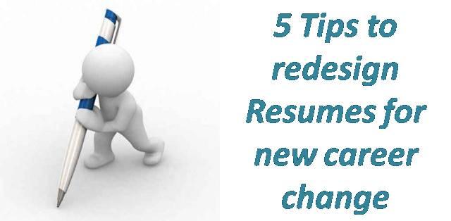 Resume Tips For Career Changers Career