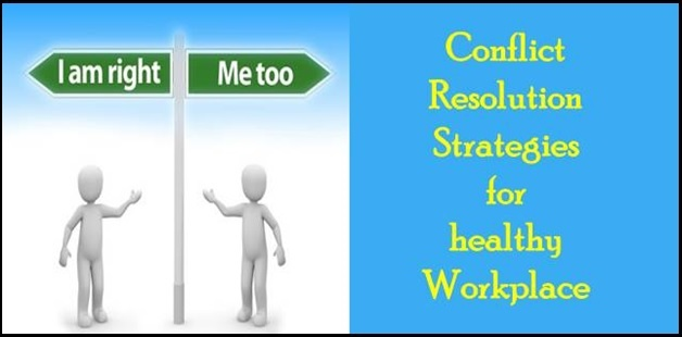 5 conflict resolution strategies for healthy workplace