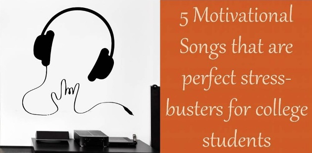 5 Motivational Songs that are perfect stress-busters