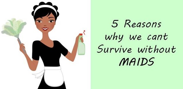 5 Reasons why we can't survive without 'Maids'