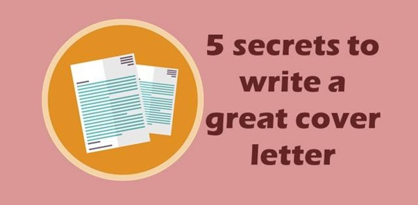 Secrets To Write A Great Cover Letter For Your Job Search  Career