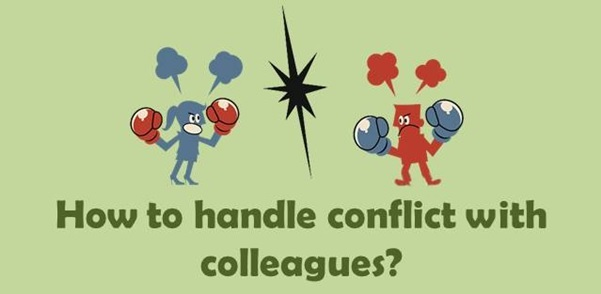 6 simple ways to handle conflict with co-workers professionally