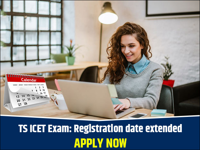 TS ICET 2019 Registration date extended