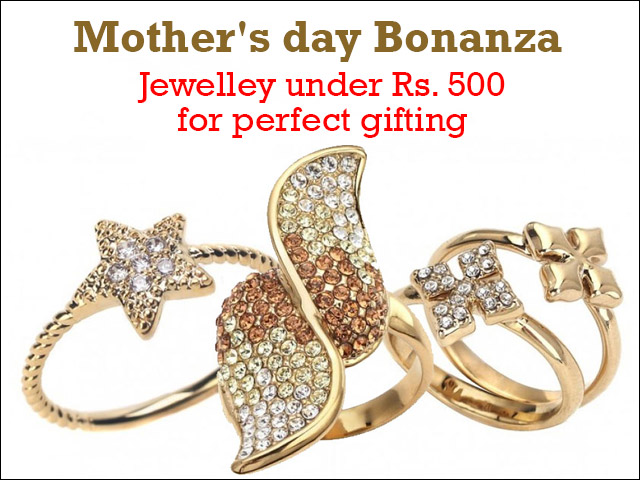 Mother's day Bonanza: Jewelley for perfect gifting