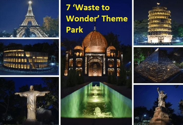 7 'Waste to Wonder' Theme Park: Features and Amazing Facts