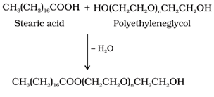 Non-ionic detergents