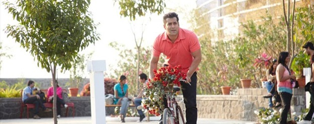 Image result for bodyguard hindi clg scene