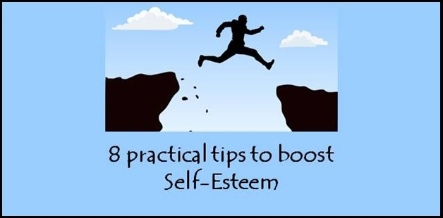 8 practical tips to boost self-esteem for a perfect work life balance