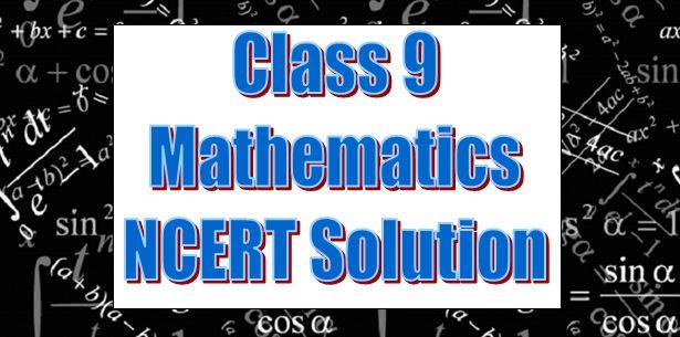 Book pdf maths 9th class ncert