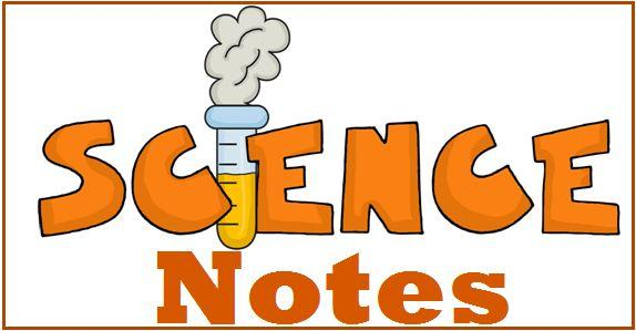 CBSE Chapter Notes for Class 9 Science: 2019-2020