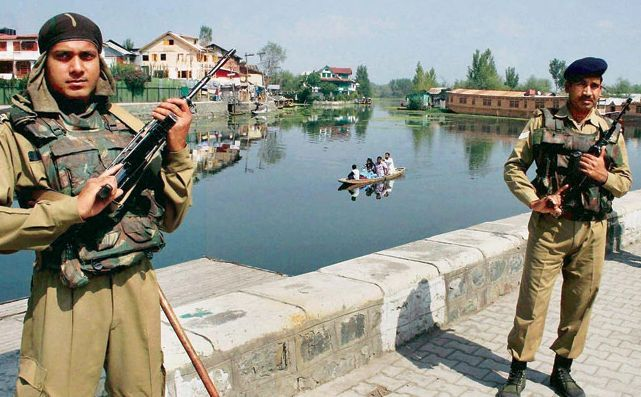 AFSPA of Jammu and Kashmir