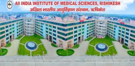 AIIMS Rishikesh Faculty Jobs