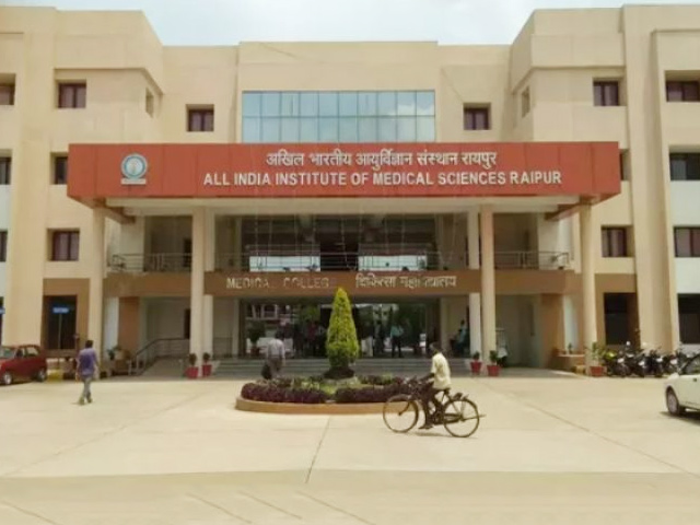 AIIMS Raipur Principal and Assistant Professor Posts 2019
