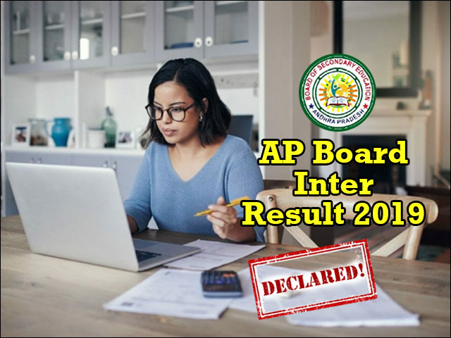 AP Inter Result 2019