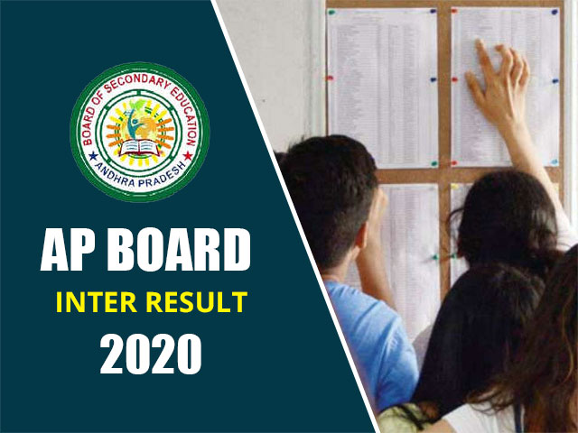 AP Board Inter Result 2020