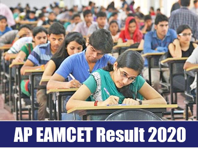 AP EAMCET Result 2020