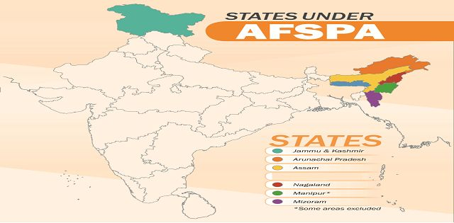 Armed Forces Special Powers Act (AFSPA): Powers and Pros
