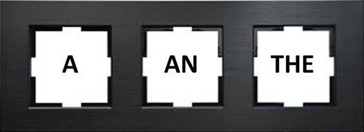 A, An, The