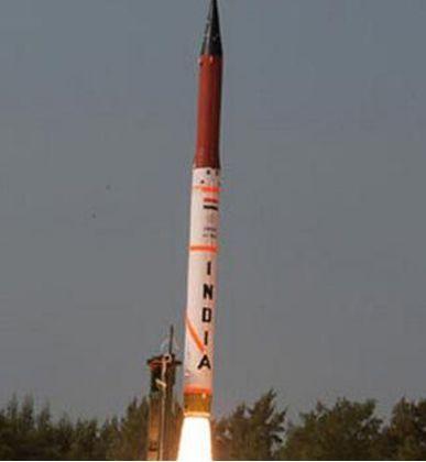 Agni V Missile India