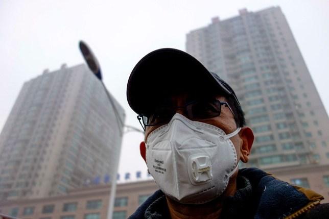 Pollution N99 P95 N95 Mask