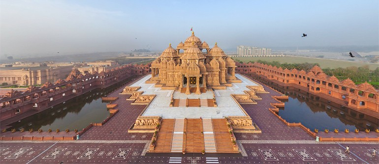 Image result for pics of अक्षरधाम मंदिर