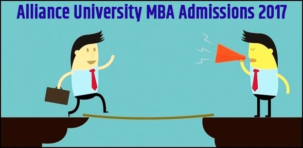 Alliance Business School MBA admission 2017
