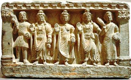 GK Question and Answers on Gandhara, Mathura and Amravati