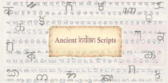 List of Ancient Indian Scripts HN