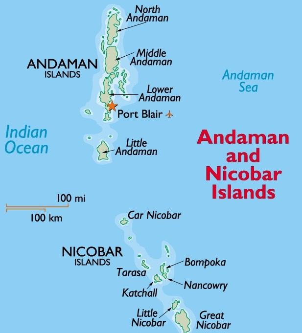 How to get from Andaman and Nicobar Islands to Singapore by plane