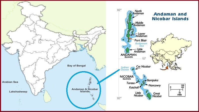 GK Questions and Answers on the Ecological Profile of Andaman and