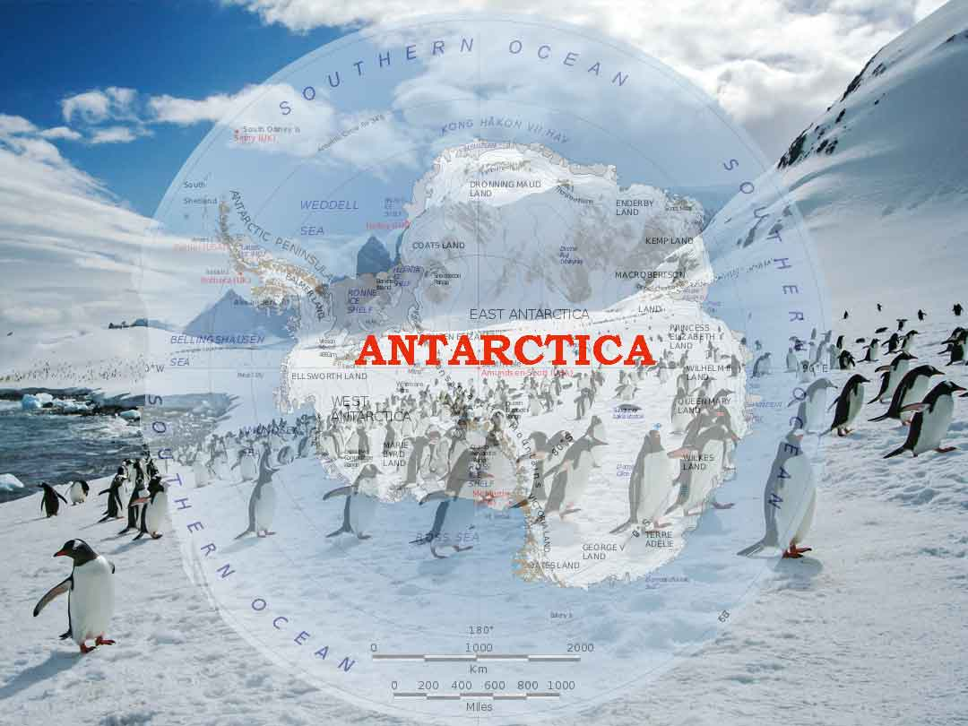 Antarctica sOUTH pOLE