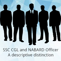 SSC CGL and NABARD Officer