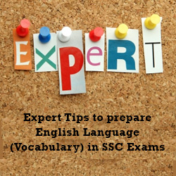 Expert Tips for Preparation of English Language in SSC Exams