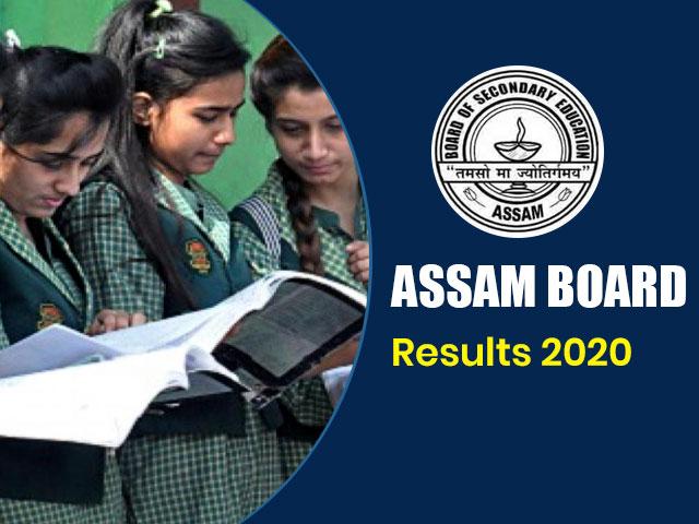 Assam Board (HS/HSLC) Results 2020
