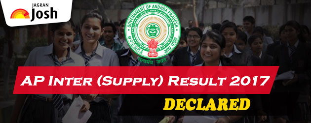Manabadi Inter Supply Results 2017: BIEAP Intermediate Supplementary Result 2017 Declared @ results.cgg.gov.in and bieap.gov.in