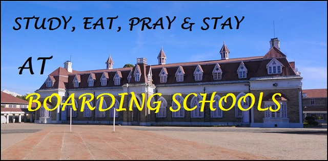All about boarding schools