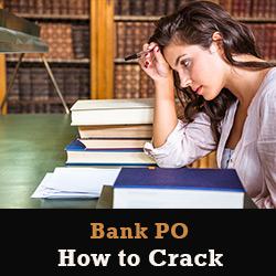 How to crack bank PO examination without coaching