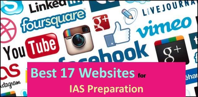 top websites for ias exam preparation 2018