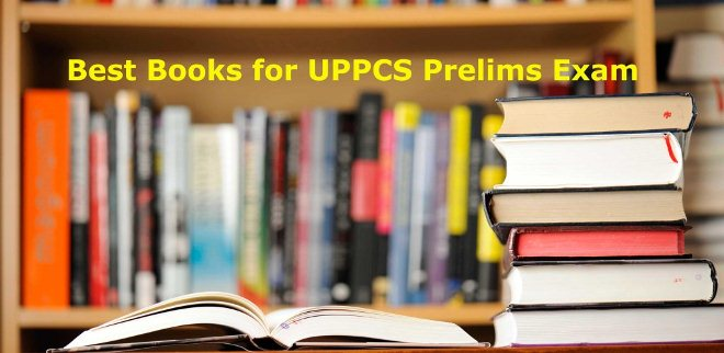 Book List for UPPCS Exam 2018